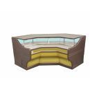 LS-R1B | vnútorný rohový pokladničný pult ku WCH-1/B