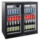LG-208H LED | barová chladnička s dvomi sklenenými dverami