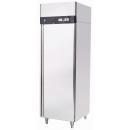 MBF8116 nerezová chladnička s plnými dverami