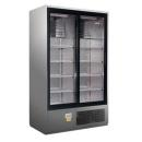 SCH 1400R INOX Cooler with sliding glass doors