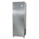 SMR 700 GN INOX Nerezová mraznička s plnými dverami