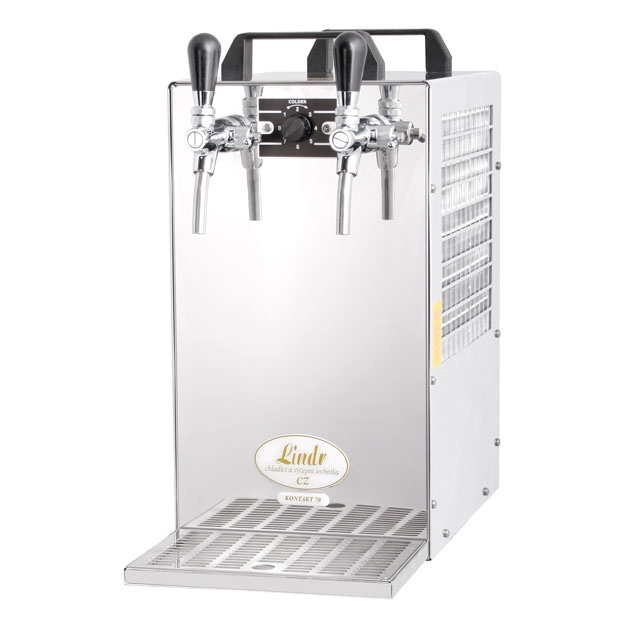 kontakt 70 k dry contact double colied beer cooler with built in