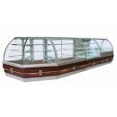 LCC Carina 02 EXT45 | Vonkajšia rohová cukrárenská vitrína