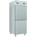 COMBI CF 700 INOX | Kombinovaná nerezová chladnička a mraznička