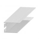 Skrytý spoj hliník k 20 mm panelu