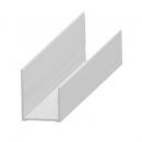 U profil hliník k  20 mm k panelu
