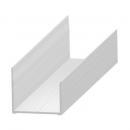 U profil hliník k 30 mm panelu