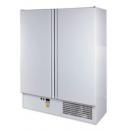 CC 1600 (SCH 1400) INOX | Dvojdverová nerezová chladnička