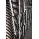 Stainless steel cooling loop 9,5/15